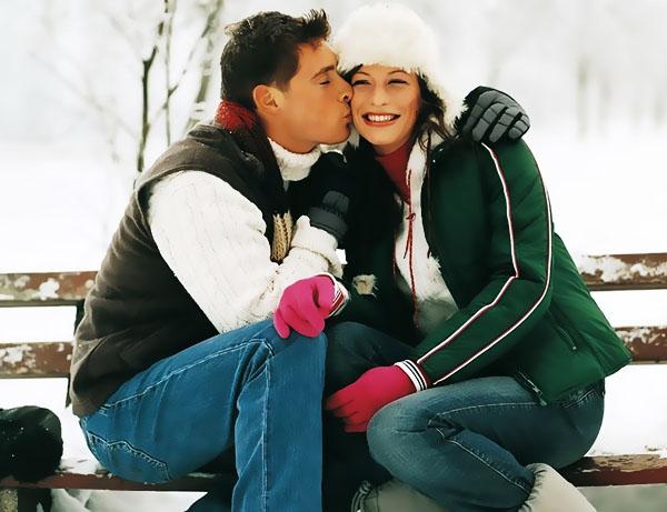 Зимнее свидание
